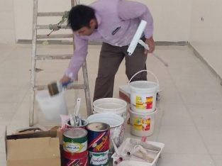 نقاشی ساختمان متعصب، ابوطالب