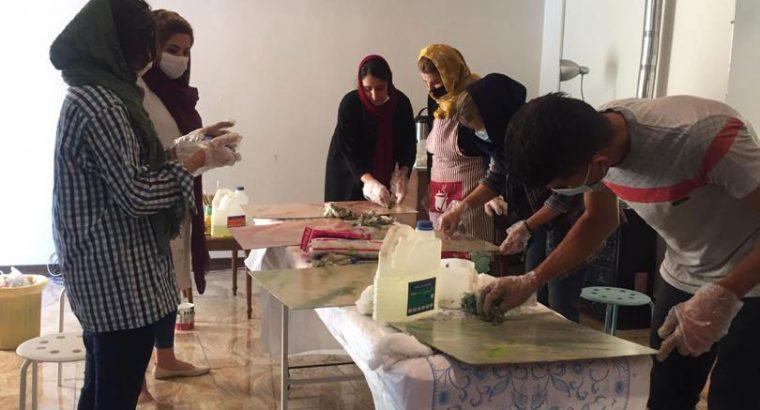 آموزش پتینه کاری در کرج