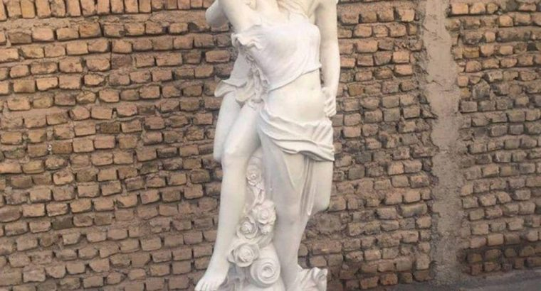 طراحی و ساخت مجسمه فایبر گلاس – مجسمه پلیمیری