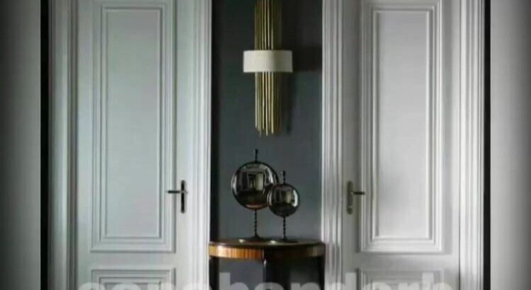 درب اتاقی لوکس