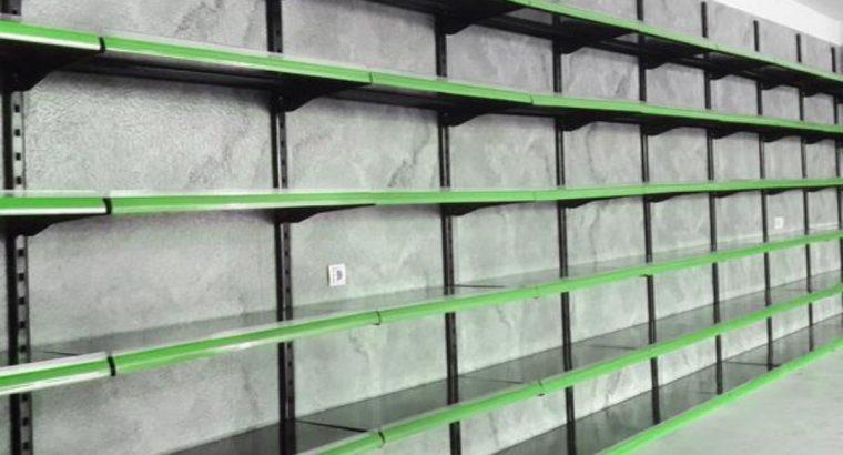 فروش قفسه های فروشگاهی و هایپری از کارخونه