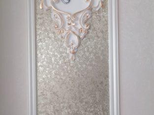 طراحی داخلی پتینه ورق طلا کاغذدیواری